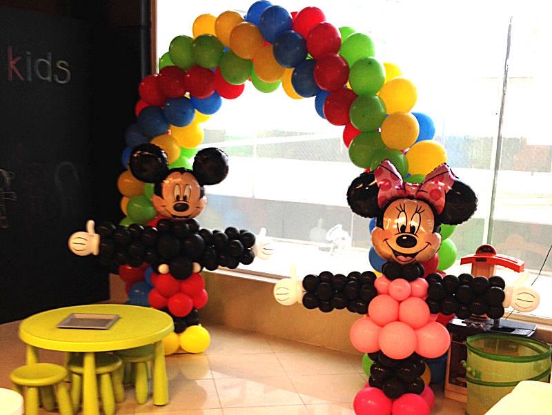 Globos Inauguración Singular Kitchen