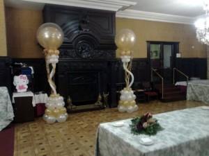 decoración globos helio centro agricultura valencia