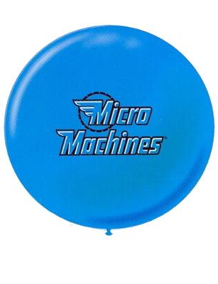 Globos Impresos Micro Machines