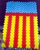 Globos Banderas