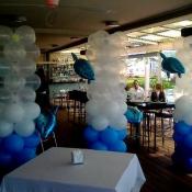 Decoración Comunión Hotel Neptuno