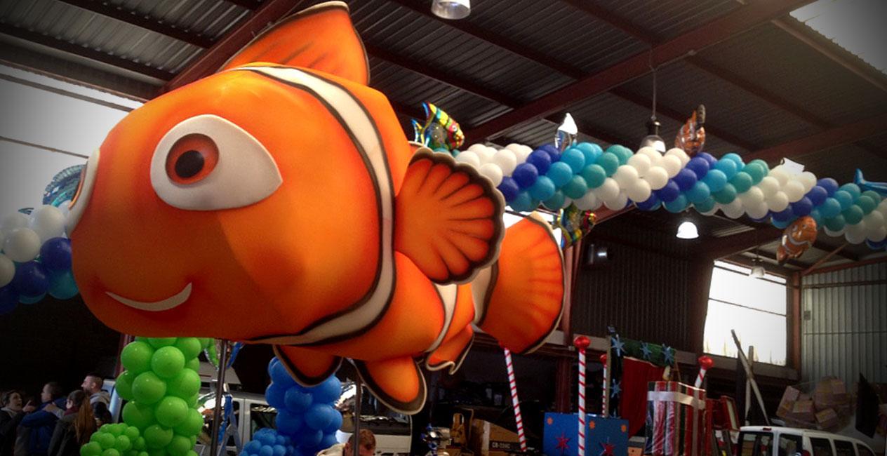 globos hinchables gigantes