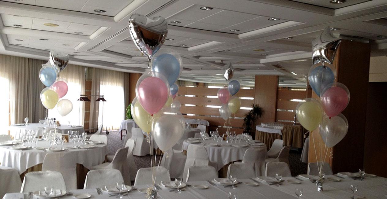 globos para eventos