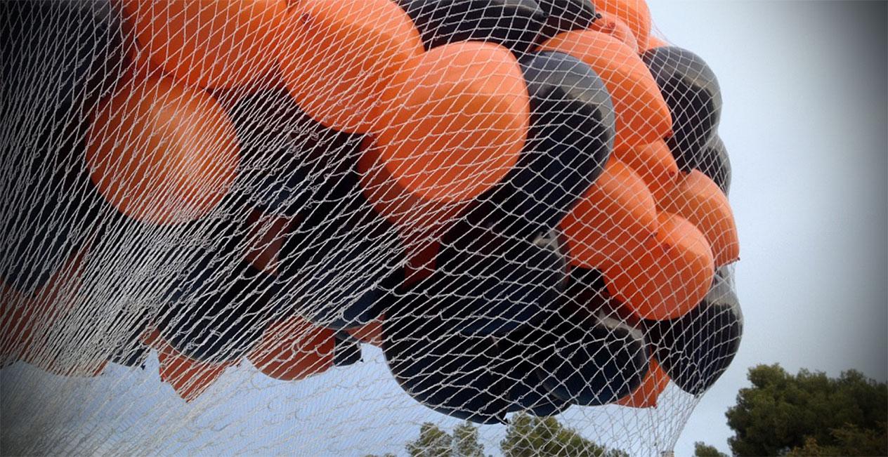 suelta de globos valencia