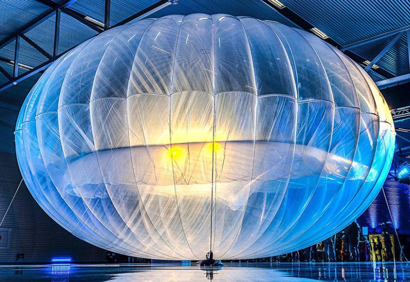 globos de google internet