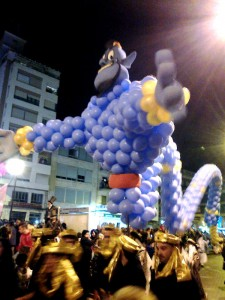 Globos Aladin