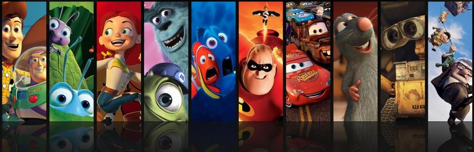 Globos Pixar