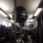 decoración globos helio impresos